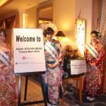 日本PR活動