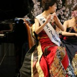 """Miss World JAPAN Orchestra""新曲『""SAKURA waltz""ランチタイムコンサート』"