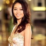 ミス・ワールド2015日本代表 中川知香